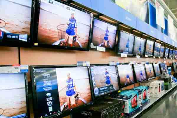 Telewizory LCD coraz bardziej popularne