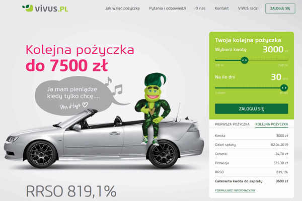 Vivus Goleniów  zadzwoń 600 111 551