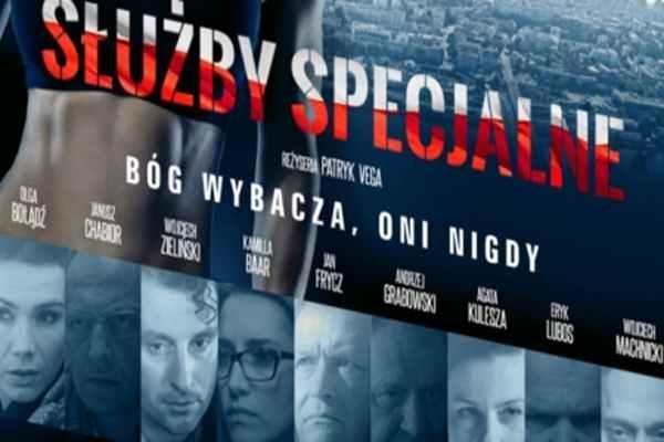 Służby specjalne Dobrzany  gdzie obejrzeć ?