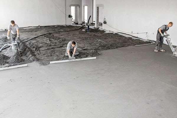 Posadzki betonowe Szczawnica